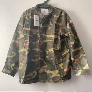HERSCHEL SUPPLY COMPANY | Camo Field Jacket